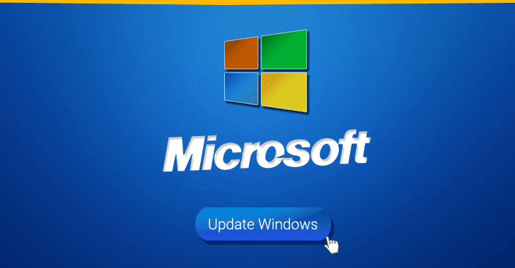 Latest Microsoft Update Patches New Windows 0-Day Under Active Attack