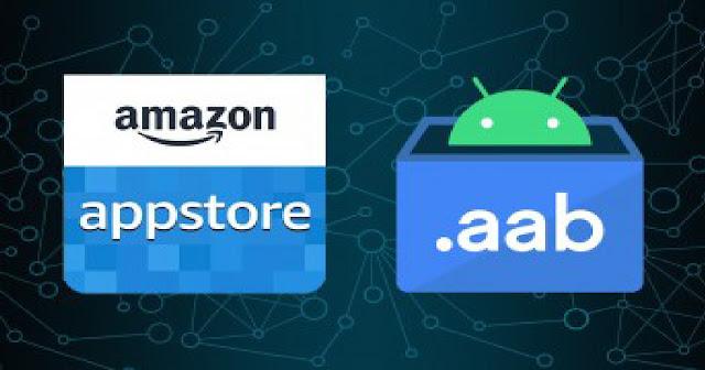 سيدعم Amazon Appstore حزم تطبيقات أندرويد قريبًا
