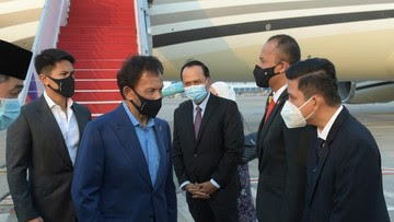 Menghadiri KTT ASEAN, Sultan Brunei-PM Malaysia tiba di Jakarta
