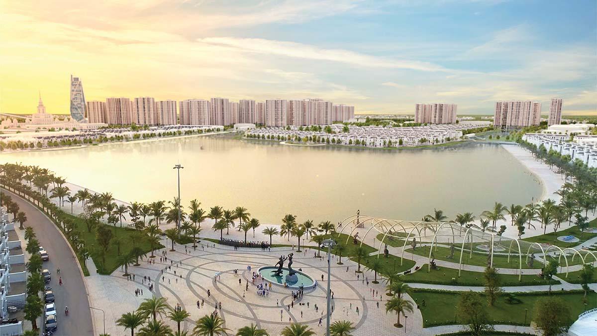 Cho thuê căn hộ Vinhomes Ocean Park Gia Lâm