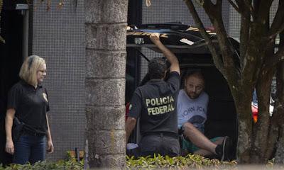 Walter Delgatti Neto, o 'hacker' preso