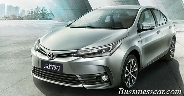 Harga Mobil Toyota New Corolla Altis