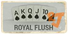 Royal Flush IDN Poker