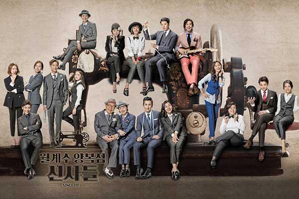 Download Drama Korea The Gentlemen of Wolgyesu Tailor Shop Batch Subtitle Indonesia