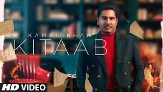Checkout Kamal Khan new song Kitaab lyrics penned by Shehnaaz