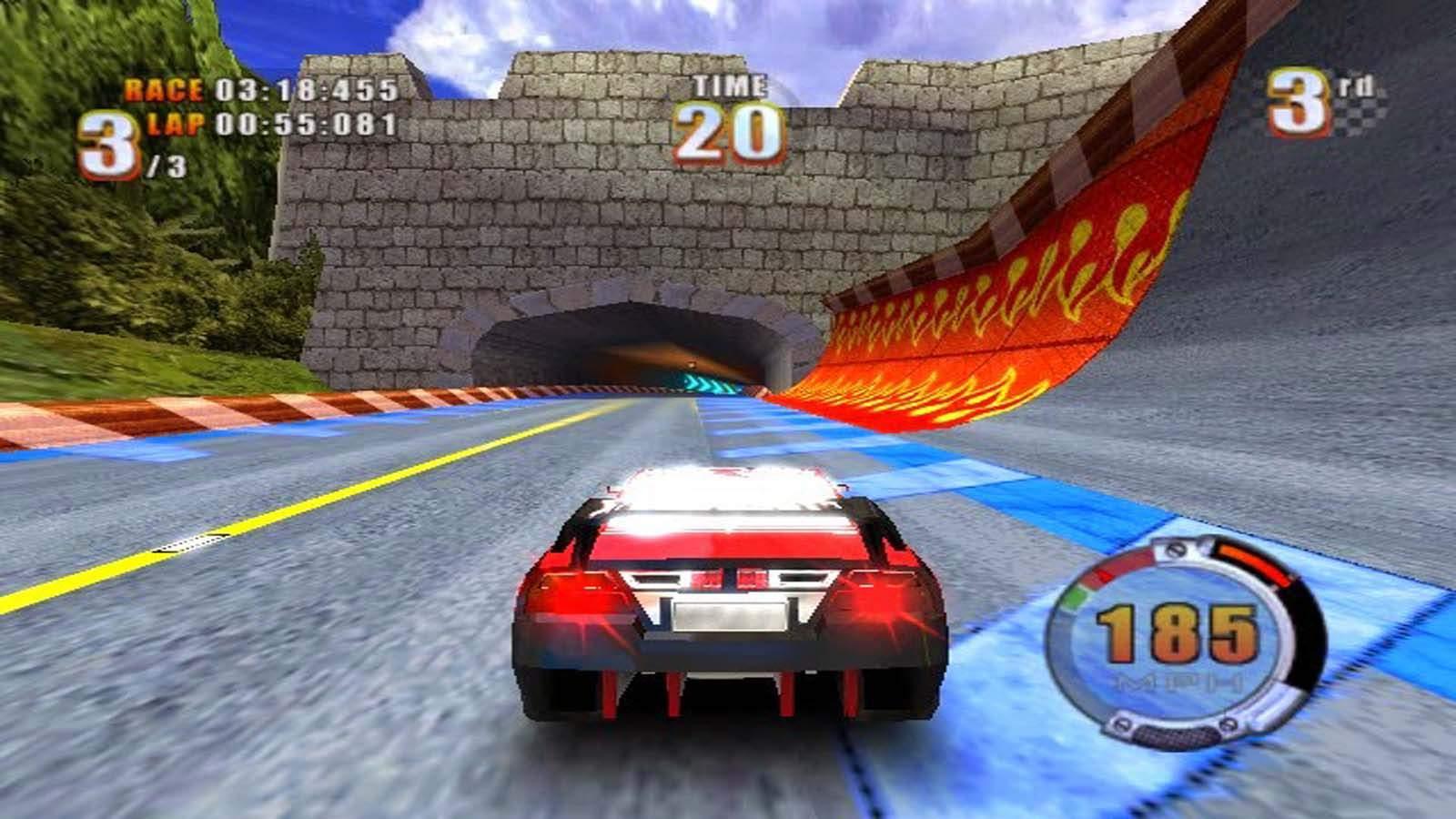 تحميل لعبة Hot Wheels Stunt Track Challenge مضغوطة برابط واحد مباشر + تورنت كاملة مجانا