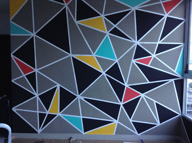 wall paint pattern ideas