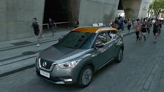Nissan SUV Urbano