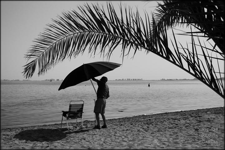 fotografia,los-nietos,playa,palmera,mar-menor,murcia
