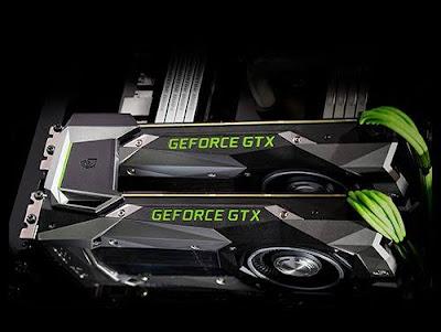 NVidia GeForce GTX 1080ドライバーのダウンロード
