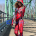 Spider-Woman Cosplay Costume Zentai