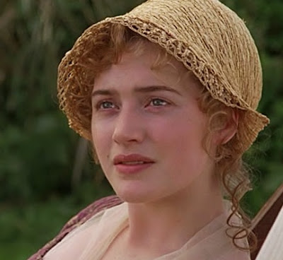 Rare Kate Winslet Natural Beauty photo