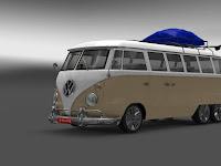 Mobil VW Combi ETS2 v1.25-1.32