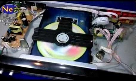 Cara Memperbaiki DVD Player No Disc Paling Mudah