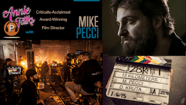Annie Talks with Mike Pecci