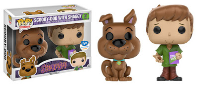 FYE Exclusive Scooby Doo and Shaggy Pop! Animation 2 Pack by Funko