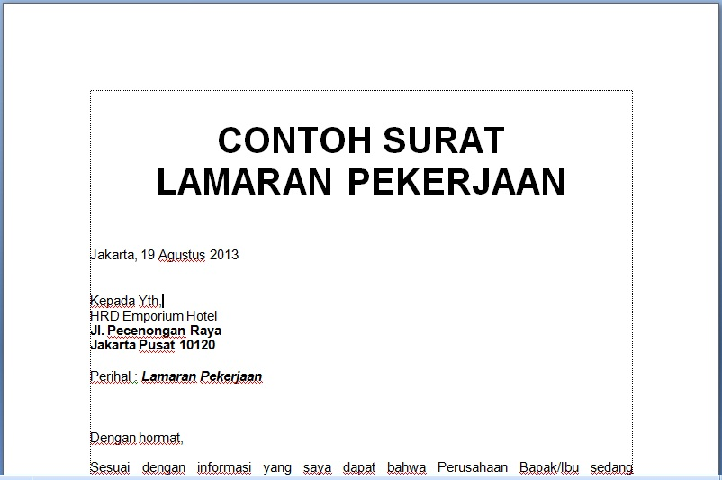 Lamaran Kerja Rent Interpretomics Co