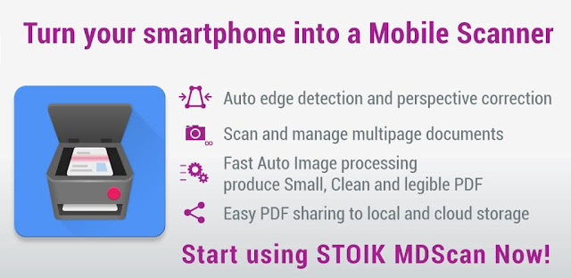 تنزيل تطبيق  Mobile Doc Scanner + OCR 3.7.24 - تطبيق مسح مستندات الاحترافي لهواتف الاندرويد