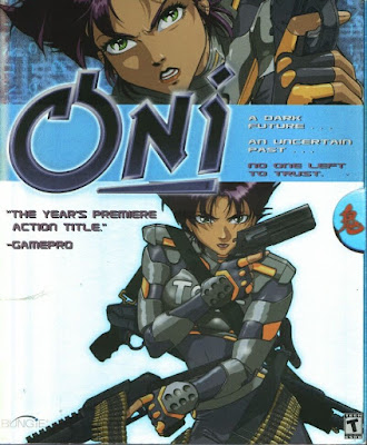 Oni Anniversary Edition Full Game Download
