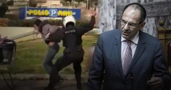 «Μεμονωμένο περιστατικό» χαρακτηρίζει η κυβέρνηση τους συνεχείς ξυλοδαρμούς πολιτών που αντιστέκονται στα lockdown