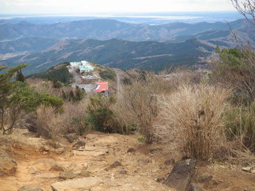 つつじヶ丘からの眺め