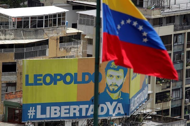 Venezuela Leopoldo López concedió arresto domiciliario en los problemas de salud