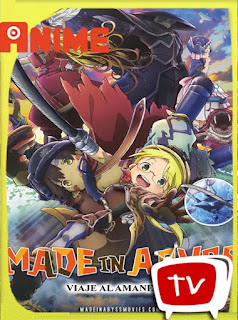 Made in Abyss: Journey's Dawn (2019) HD [1080p] Latino [GoogleDrive] SilvestreHD