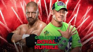 """تم وضع العرض """"أم بي سي أكشن """"الأن مشاهدة عرض رويال رامبل Greatest Royal Rumble السعودية ٢٠١٨ ,نزال WWE رويال رامبل جدة 27-4-2018 كاملة HD أون لاين بدون تقطيع"""
