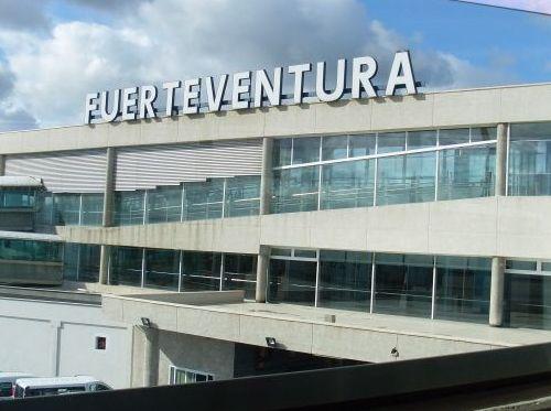 aeropuerto fuerteventura  - Aeropuerto de Fuerteventura crece un 8,7 por ciento en Febrero 2020