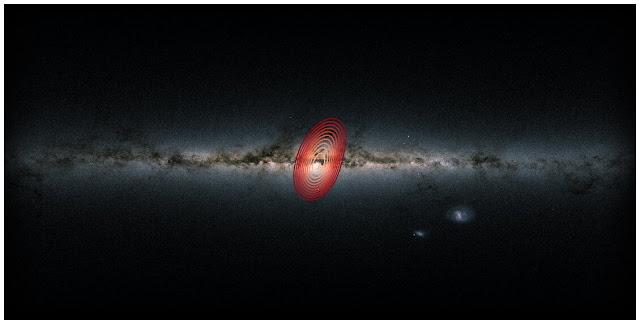galáxias antigas