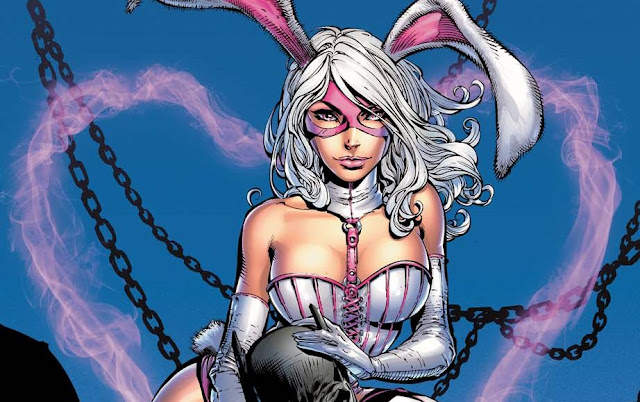 Mengenal White Rabbit, Musuh Batman dari DC Comics
