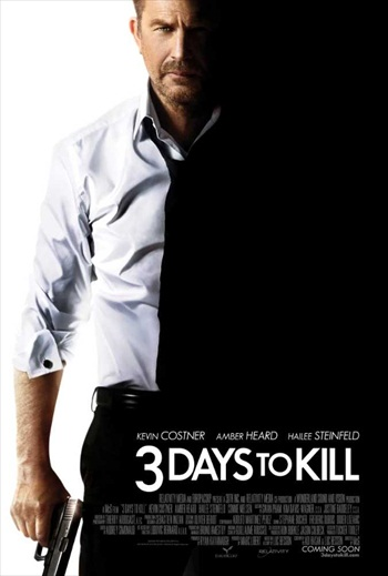 3 Days To Kill 2014 Full Movie Download