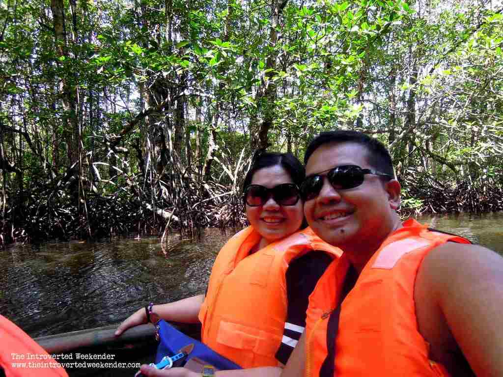 Mangrove forest tour at the Puerto Princesa Underground River