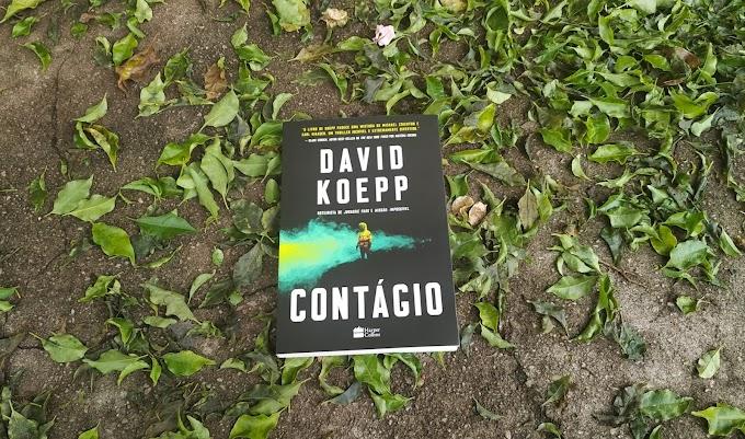 [RESENHA #705] CONTÁGIO - DAVID KOEPP