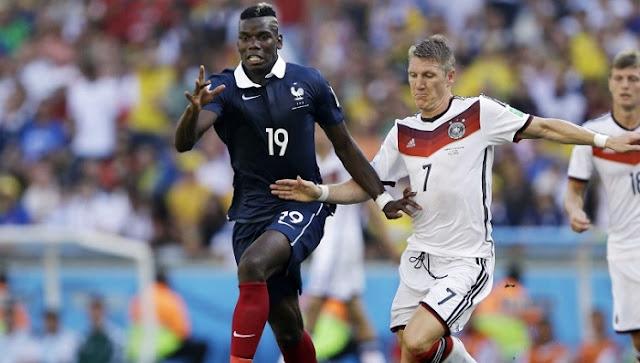Alemania vs Francia en vivo Semifinal Eurocopa 2016