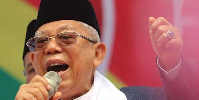 Maruf Amin: Sebuah Sejarah Ketua MUI Jadi Wapres, Semoga Ini Menjadi Kebiasaan