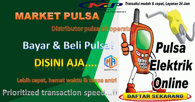 Daftar Harga Market Pulsa All Operator Termurah Juni