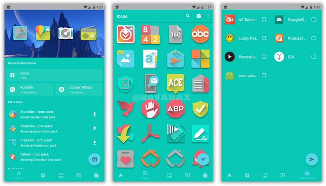 Sunnies Icon pack paid APK