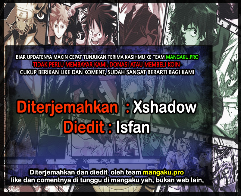 Dr. Stone Chapter 163 - 1