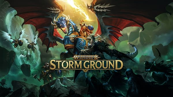 Warhammer Age of Sigmar: Storm Ground launching on 27th May: Pre-Order available for Switch, PlayStation 4, Xbox One, and PC | TechNeg
