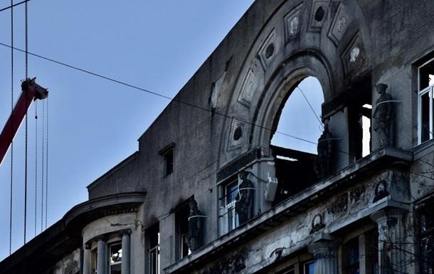 Пожежа в Одесі: потерпілим і сім'ям загиблих виплатили 3,6 млн