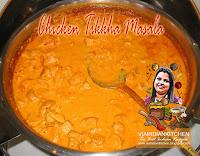 viaindiankitchen - Chicken Tikka Masala