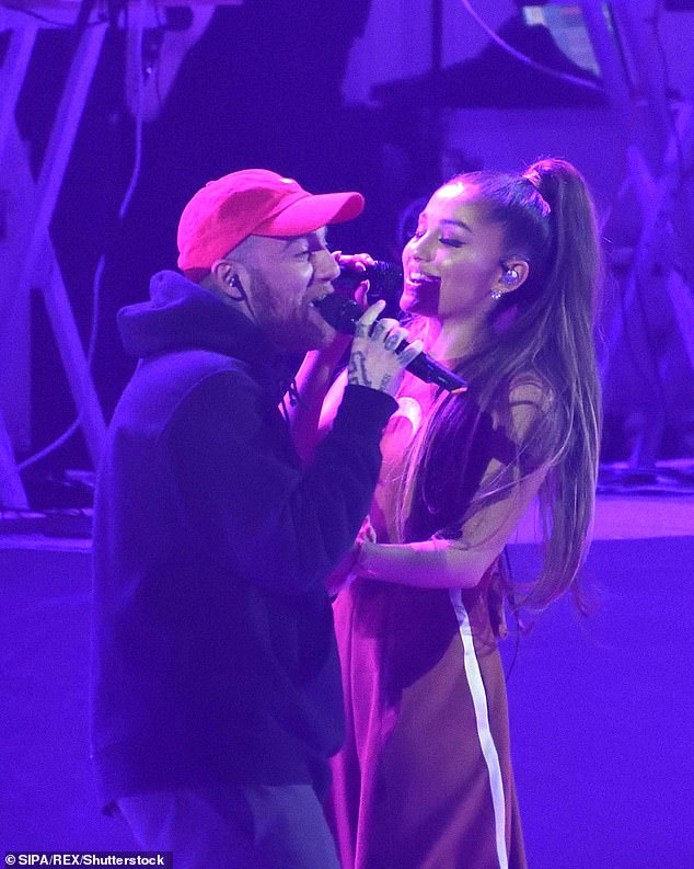Ariana Grande rants on Twitter after late ex Mac Miller lose Grammy to Cardi B