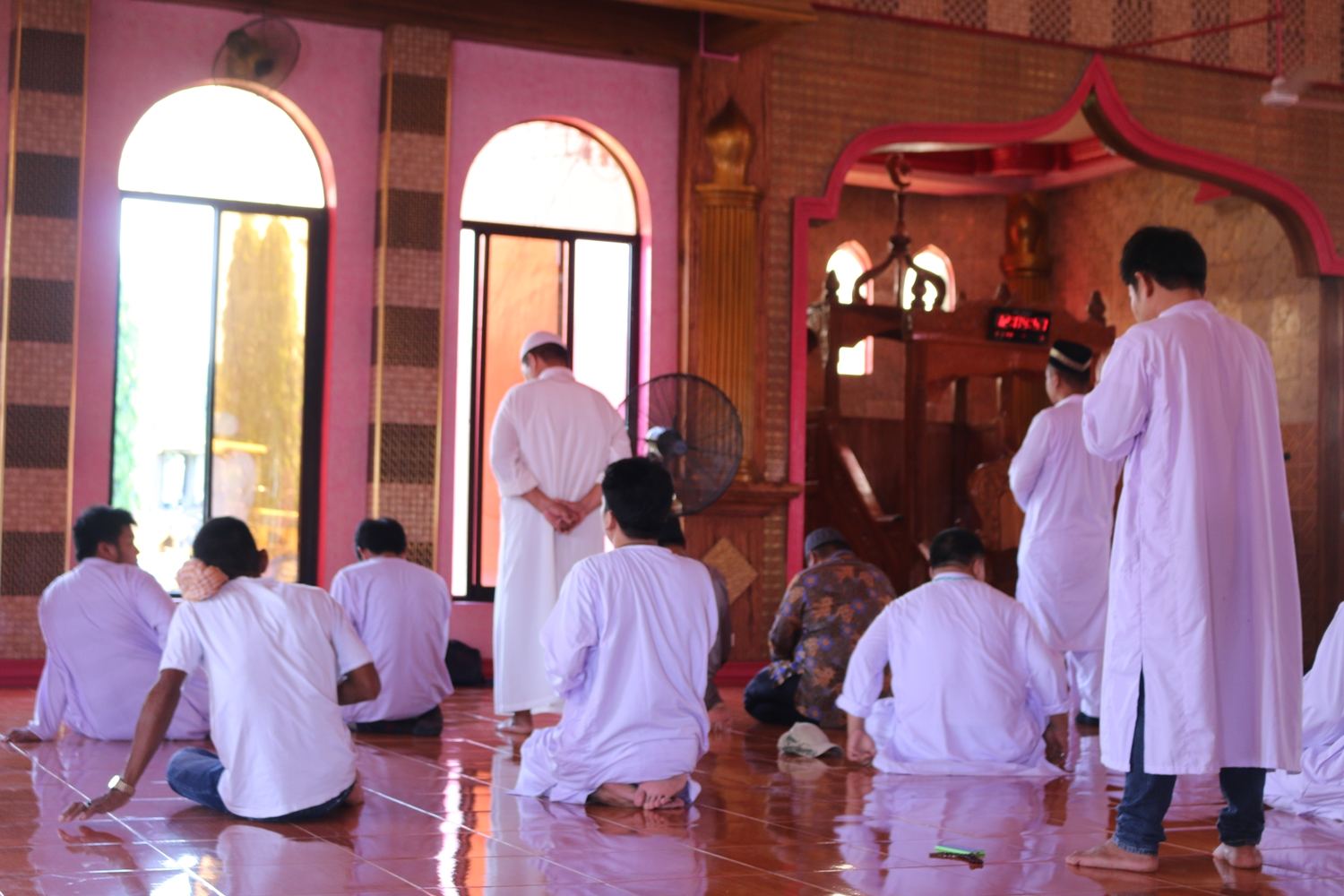 Faith Tourism launched in Province of Maguindanao through Mosque Tour Program