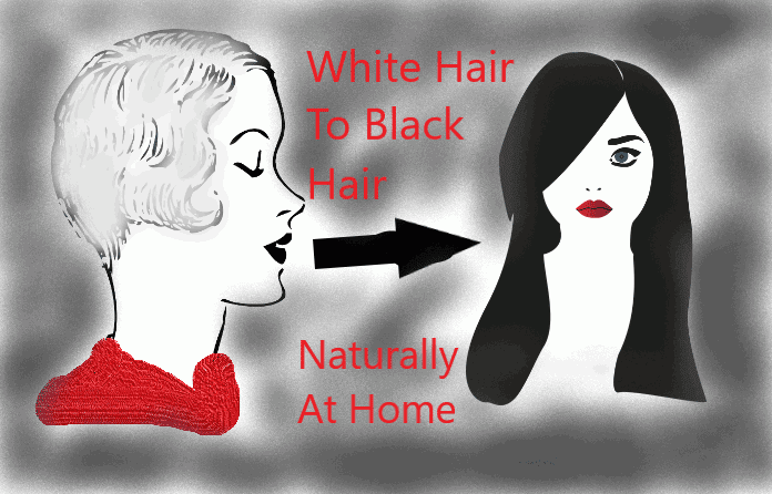 13 Causes And 15 Proven Ways To Reduce White Hair Naturally