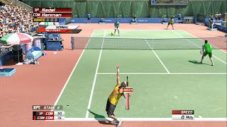 Virtua Tennis 2009 (X-BOX360)