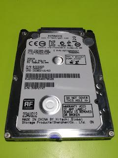 Jual Harddisk 320 GB BEKAS