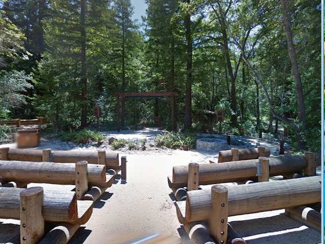 Big Sur Wedding Venues Pfeiffer Big Sur State Park camping