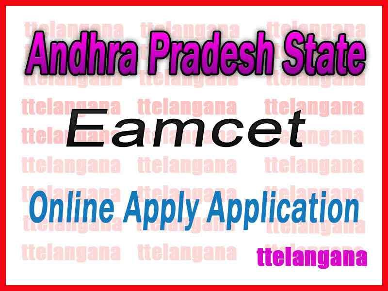 Andhra Pradesh APEAMCET 2020 Online Apply Application