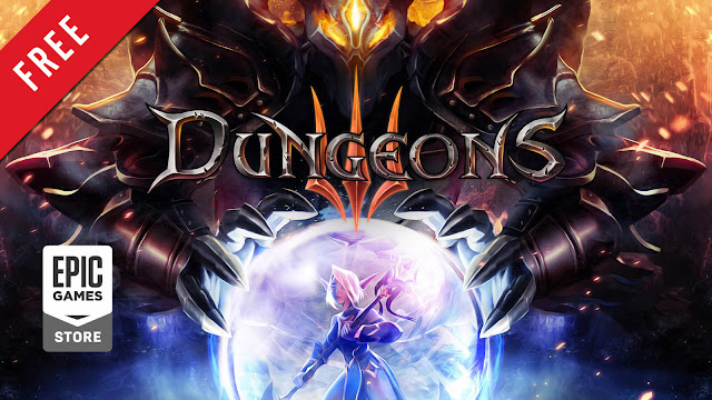 dungeons 3 free pc game epic games store strategy simulation game realmforge studios kalypso media
